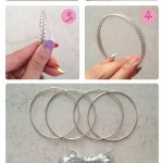 DIY: Craft Lace Bangle