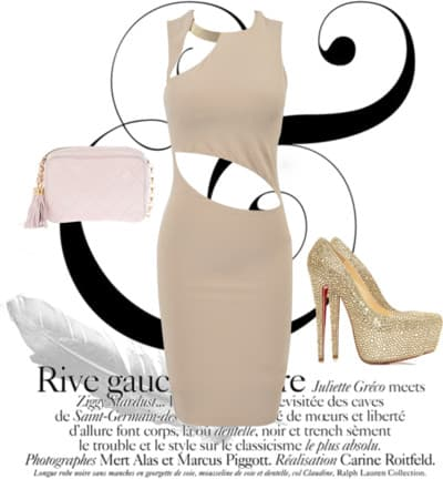 nude classic fashion pieces