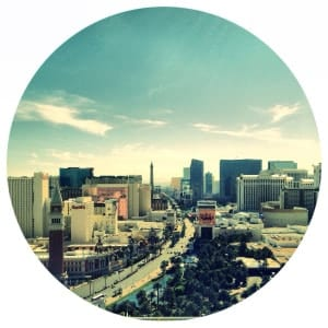 Las Vegas Strip Snapshot