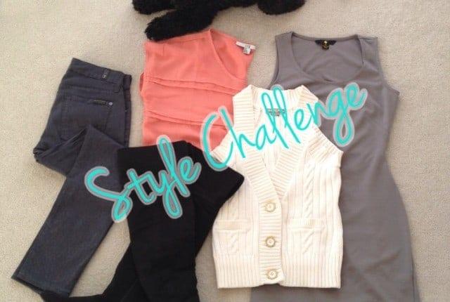 Style Challenge OOTD