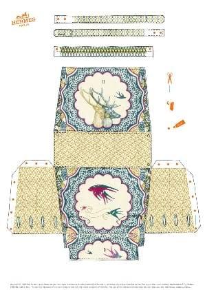 DIY Hermès Kelly Bag - Kelly Fleur Pattern