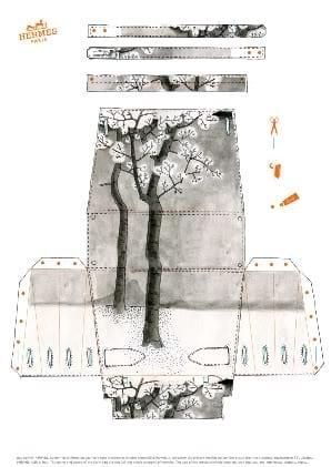 DIY Hermès Kelly Bag - Gregoire pattern