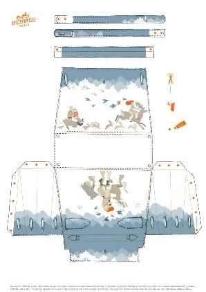 DIY Hermès Kelly Bag - Jerome Pattern