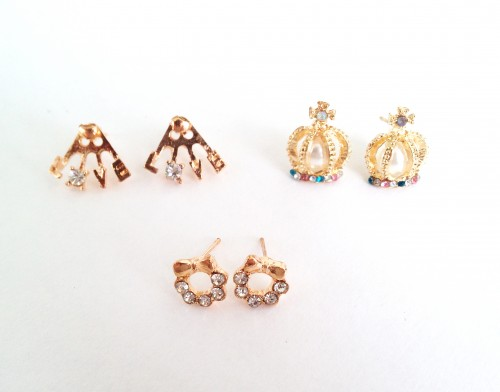 Dainty Cute Earrings - available @ yesmissy.etsy.com