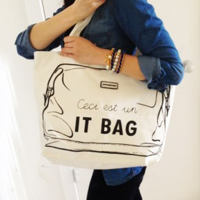 "Meet My New ""It Bag""!"