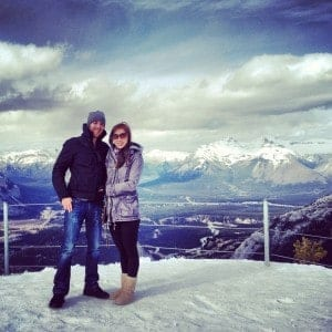Banff Alberta, Sulphur Mountain - Canadian Road Trip
