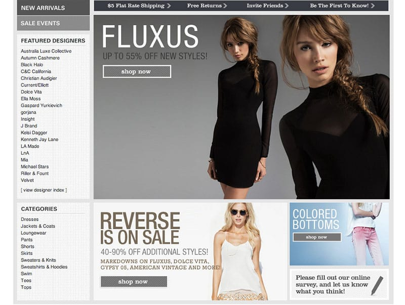 Best Online Shopping Sites - Reverse