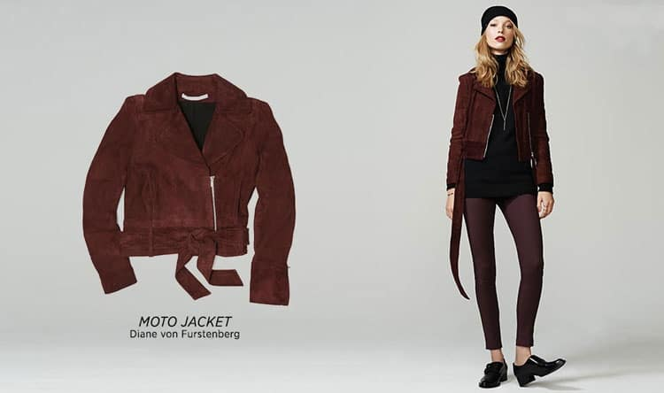 Fall Fashion Favorites - Moto Jacket