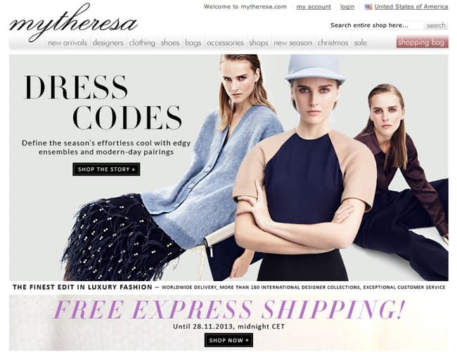 Top Ten Designer Online Clothing Stores Best online designer clothing