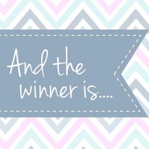 Winner announcment