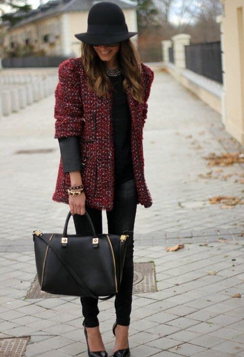 5 Winter Wardrobe Style Staples - Wool Hat