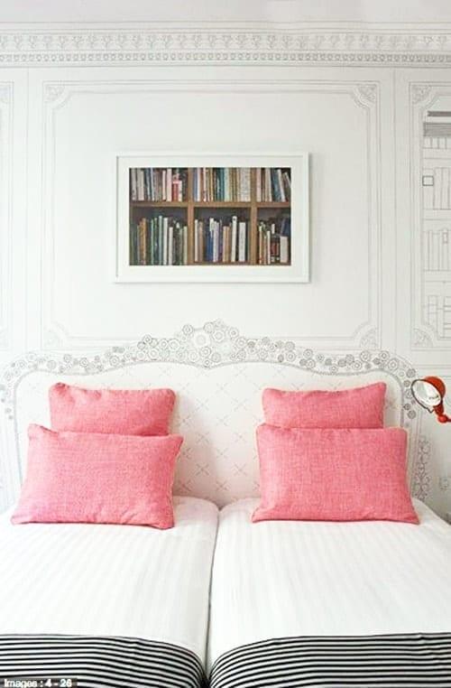 Home Decor Ideas - Sharpie Wall Designs