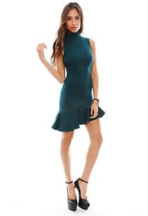 Dresses over $200 - Emerald Dress Singer22