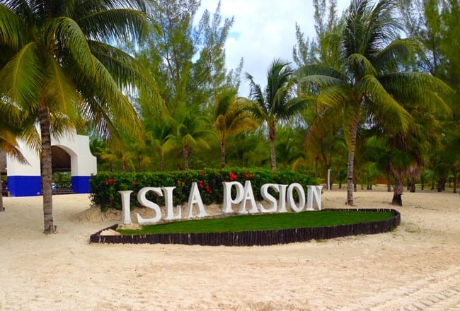 Winter Escape - Isla Passion, Cozumel