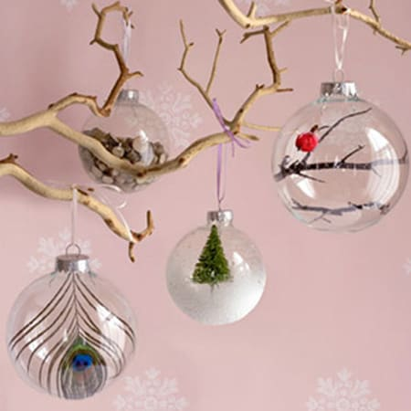 10 Diy Christmas Ornaments You Can Make In 5 Minutes Yesmissy