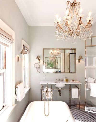 Bathroom Chandeliers - Home decor