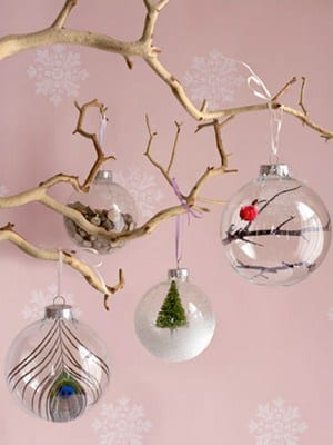 10 diy christmas ornaments you can make in 5 minutes - yes missy