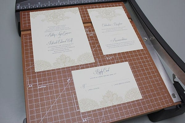 Free Wedding Invitation Templates - Trim Result