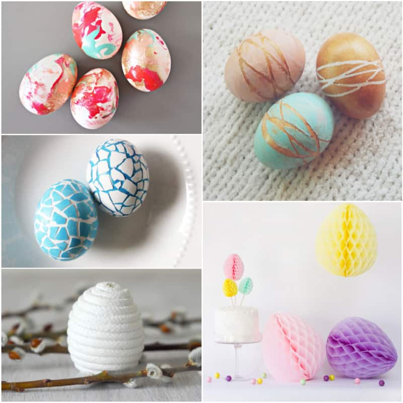 Easter Egg Decorating Roundup