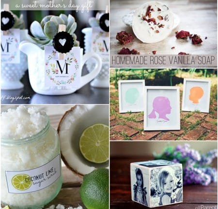 12 Homemade Mother's Day Gift Ideas