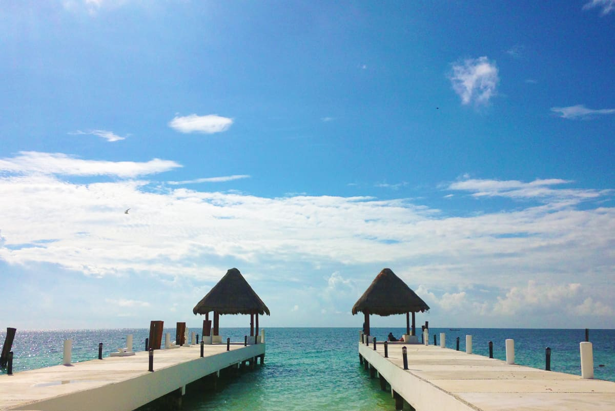 Mexico Photo Diary: Beautiful water front