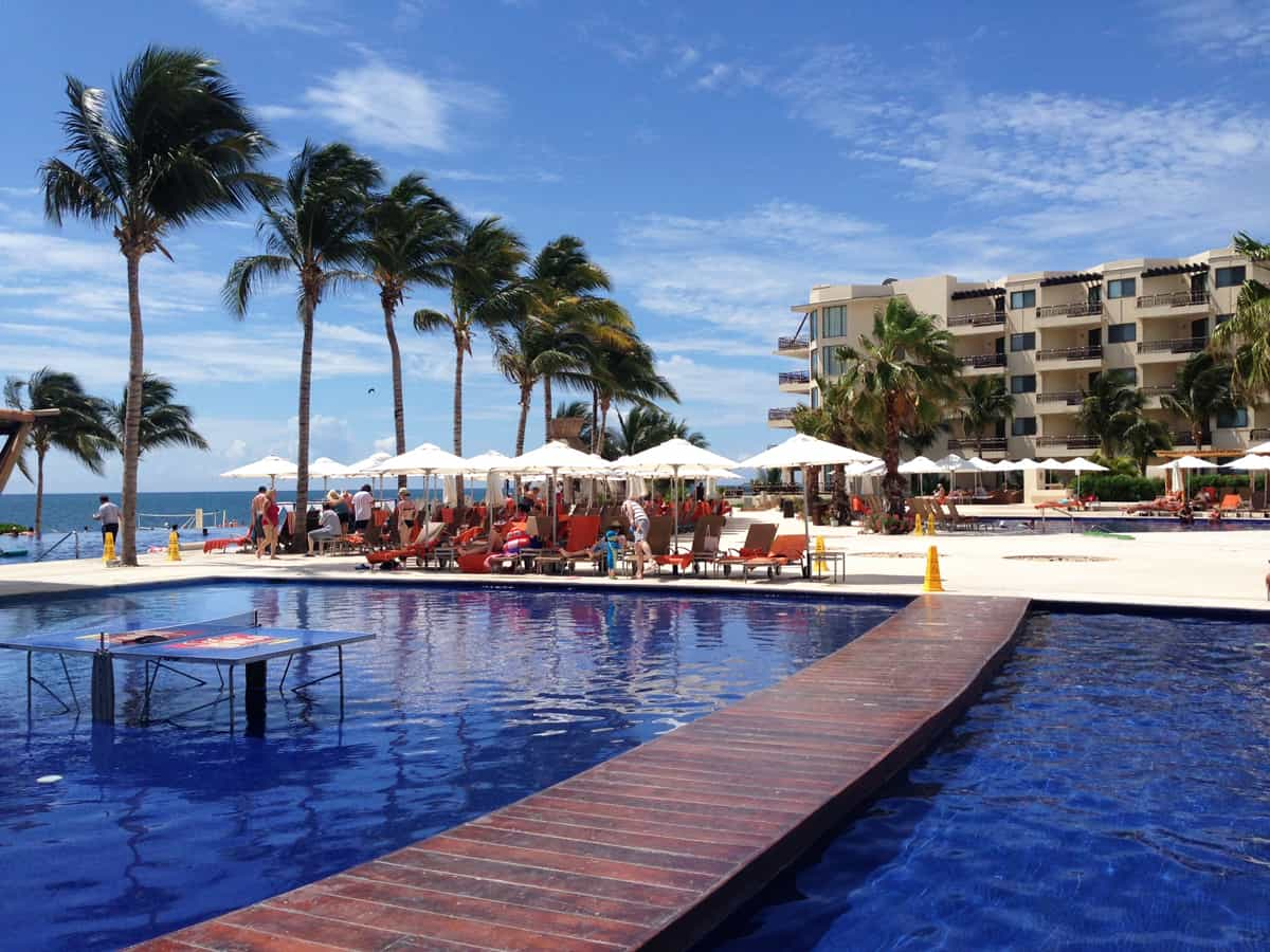 Mexico Photo Diary: Dreams Riviera Cancun Resort & Spa
