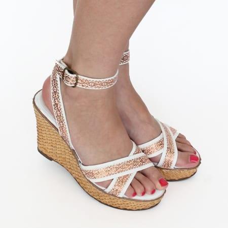 DIY Summer Sandals Makeover
