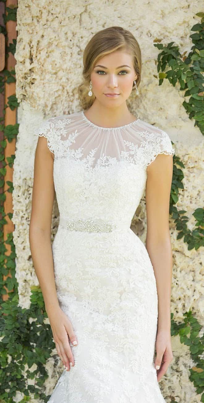 Allure bridals madison james collection yes missy a for Madison james wedding dresses