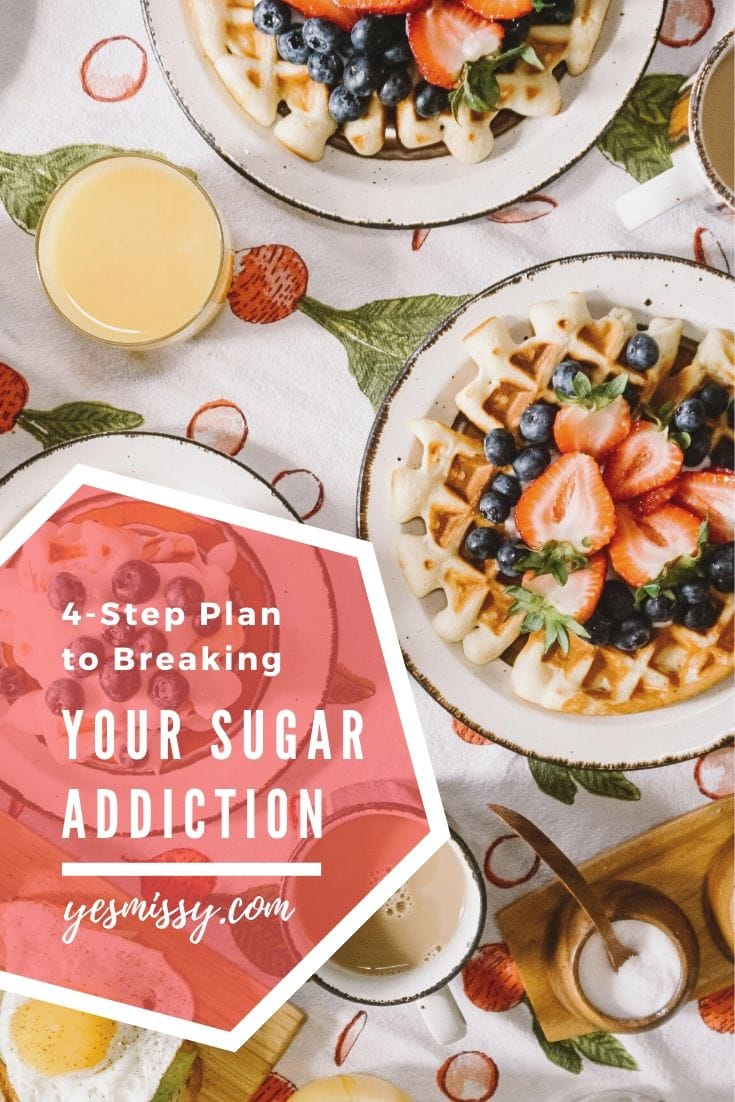 How to cut out sugar from your diet - 4 steps to eating healthy