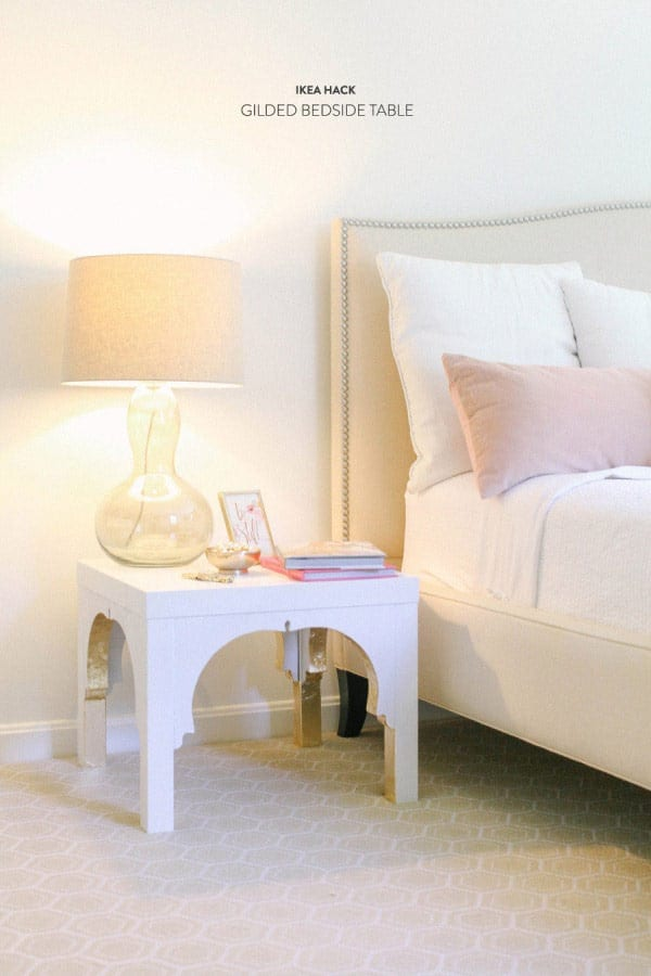 Chic Ikea Hacks - A great piece that looks and feels so much more luxe than you would imagine.