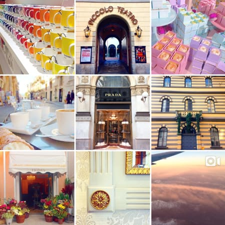 Travel Diary Milan