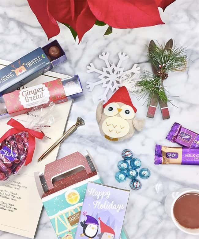 Purdys Chocolatiers - gift ideas