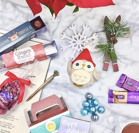 Gift ideas from Purdy's Chocolatiers