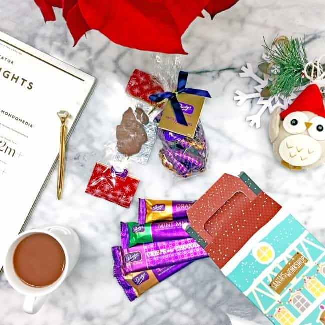 Purdys Chocolatiers Santas Workshop - for the chocolate lover