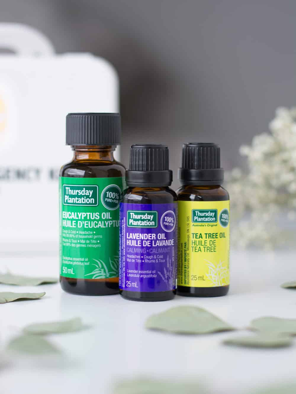 How to use essential oils for better health