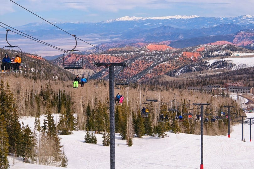 Brian Head Ski Resort, Utah's highest-elevation resort, is also one of the best kept skiing and snowboarding secrets around.