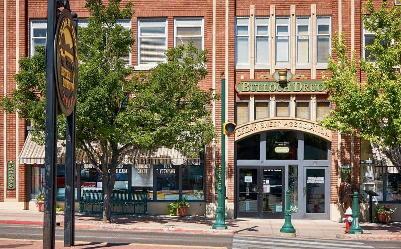 Cedar City is a charming town located in souther Utah known for its Shakespearean Festival, western desert landscape and close location to three national parks
