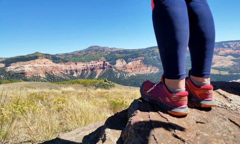 Utah's famous Mighty Five National Parks are just a drive a way from Cedar City with plenty of hiking trails in the area enabling families to go off the grid and connect with nature.