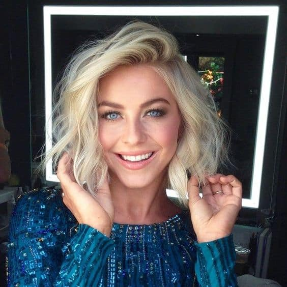 Julianne Hough - Good lord this makes me want to cut off all my hair again