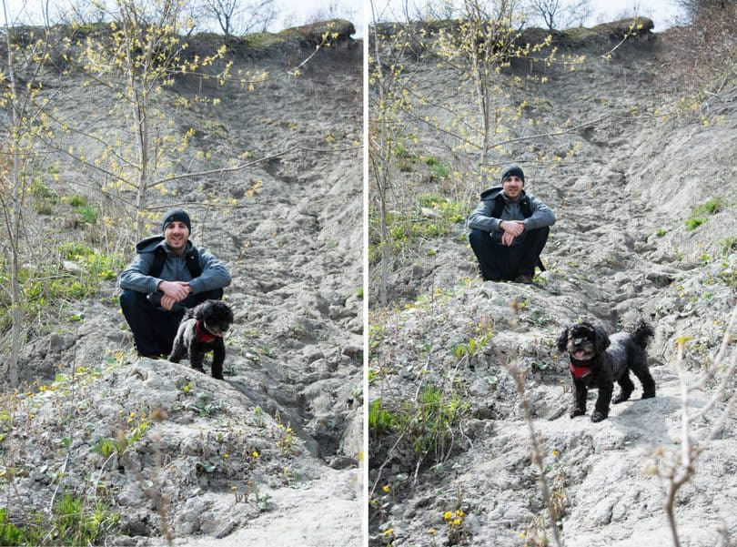 Hiking Trails at Scarborough Bluffs Park