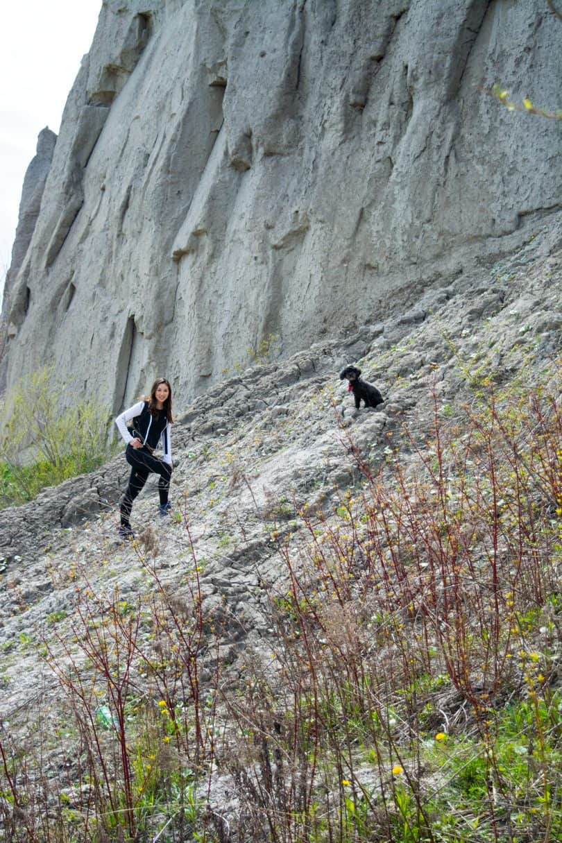 Hiking Trails at Scarborough Bluffs Par