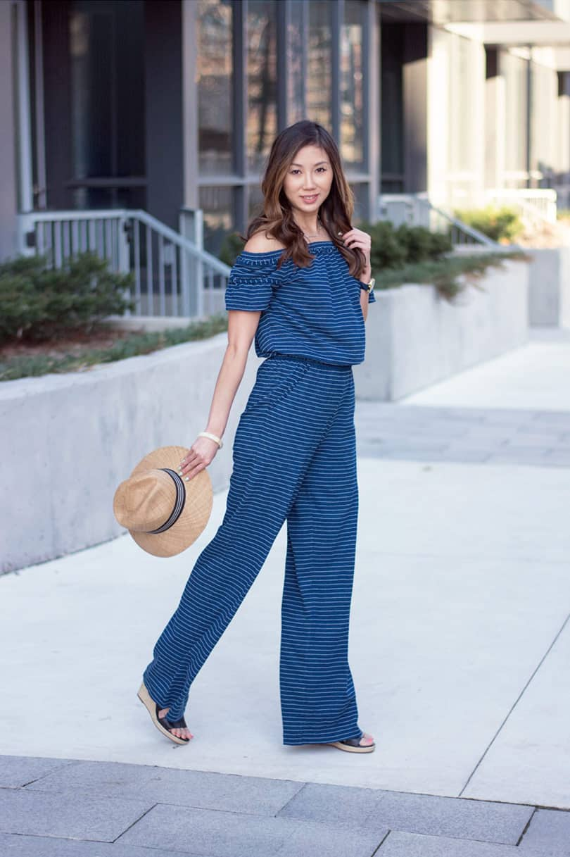 Love jumpsuits! So cute for summer
