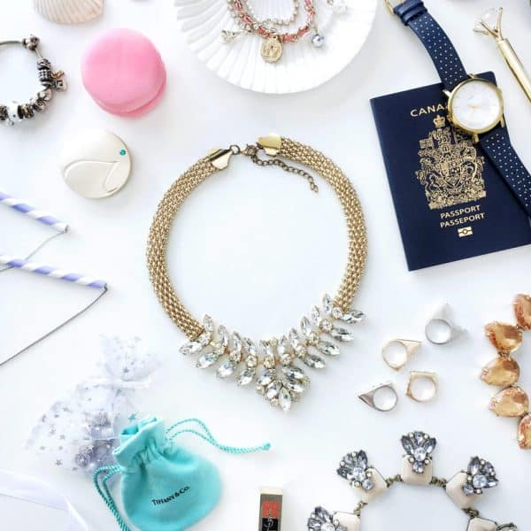 Quick tips to travel safely with your jewelry