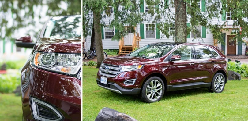 Ford Edge SUV 2017