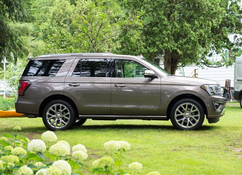 Ford Explorer SUV 2017