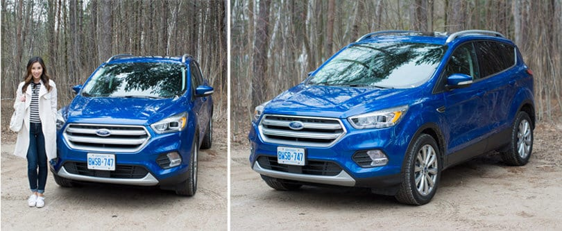 Ford Escape SUV 2017