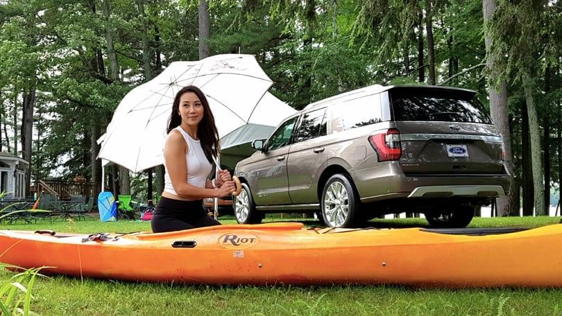 Muskoka SUV Adventure with Ford