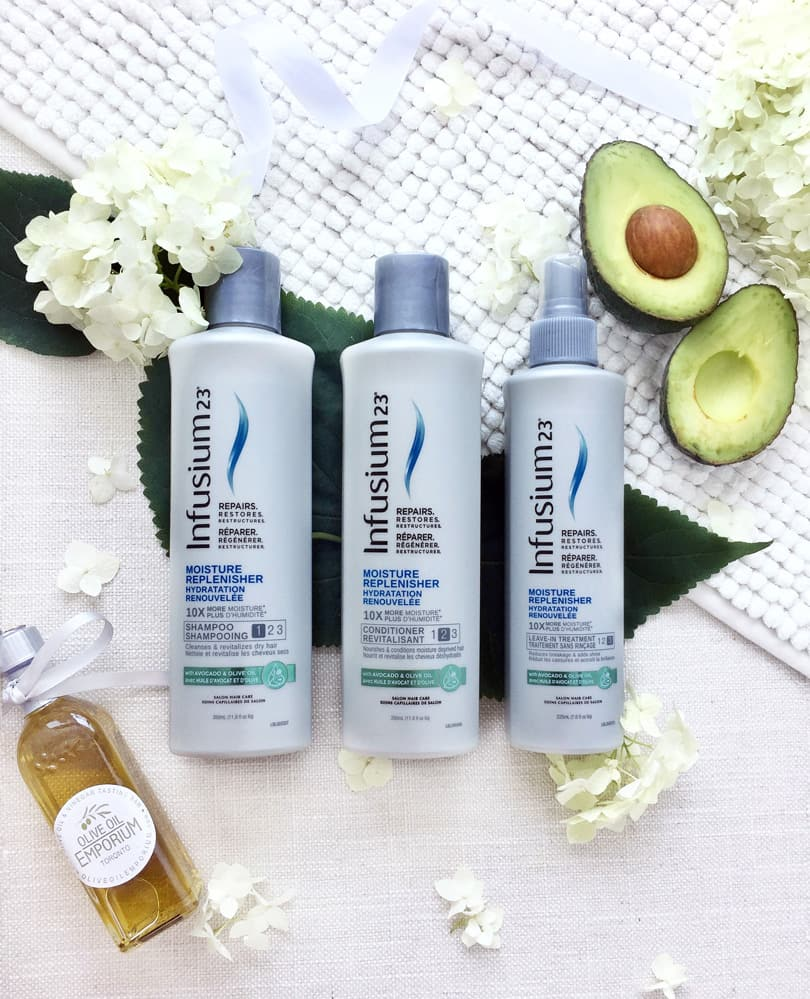 Beauty Review: Infusium23 Moisture Replenisher 3 step treatment