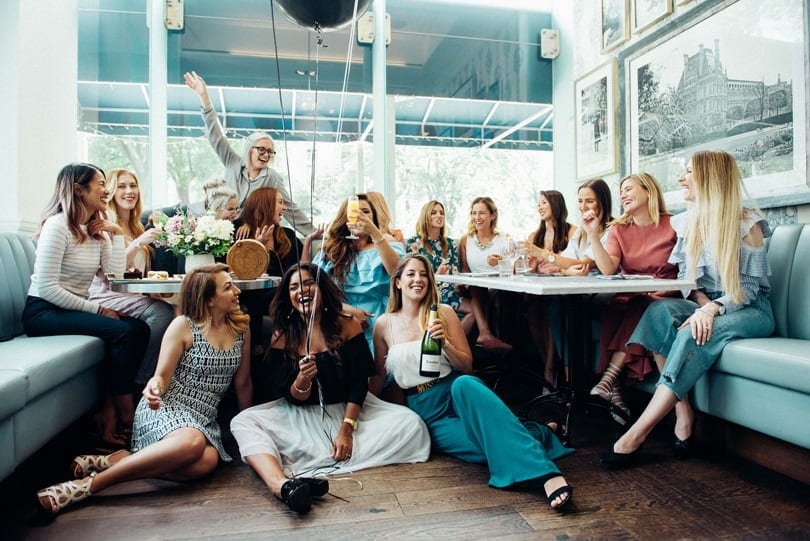Toronto Beauty Bloggers @ Lise Watier Beauty Event