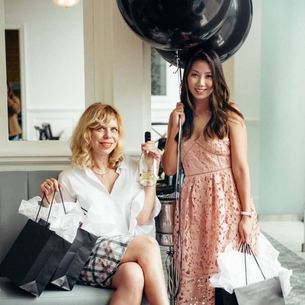 Toronto Beauty Bloggers Brunch at Coletter for Lise Watier Perfexion launch